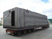 Oil Platform Cabin